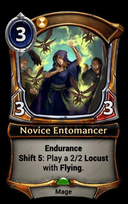 Card image for Novice Entomancer