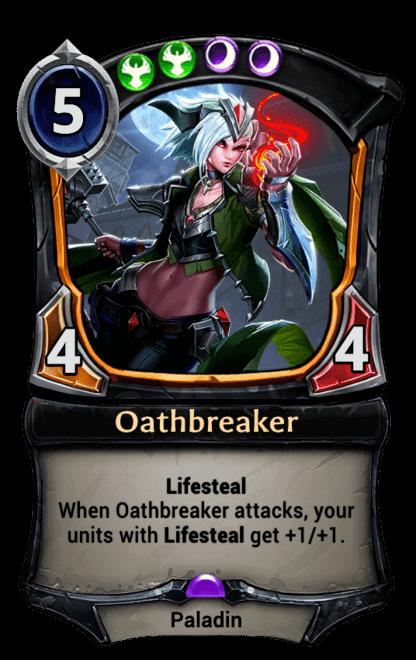 Card image for Oathbreaker