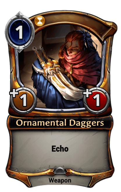 Card image for Ornamental Daggers