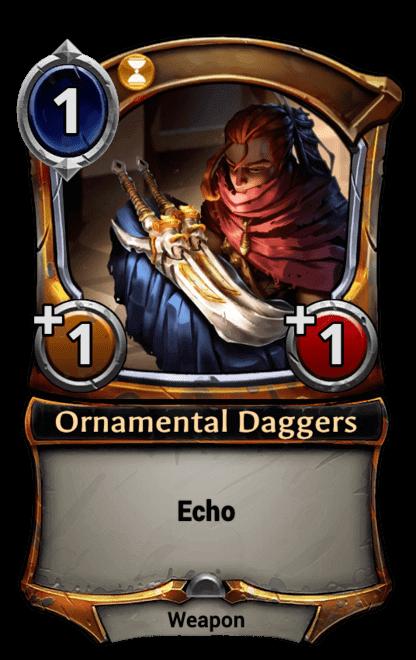 Ornamental Daggers