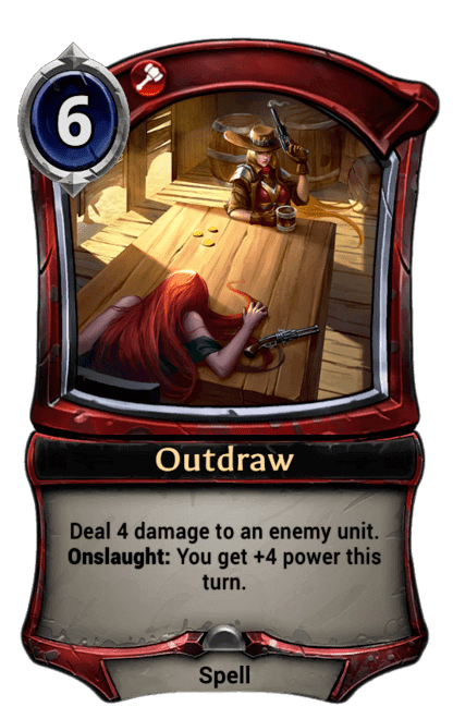 Card image for Outdraw