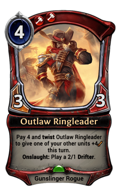Card image for Outlaw Ringleader