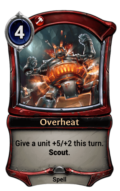 Card image for Overheat