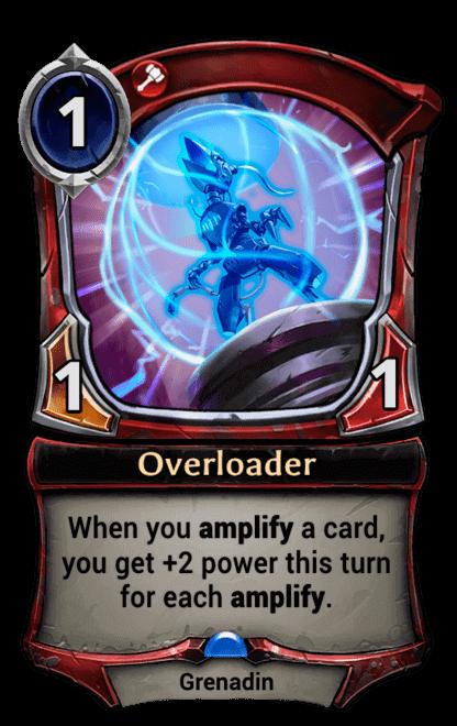 Card image for Overloader