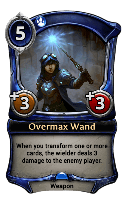 Card image for Overmax Wand
