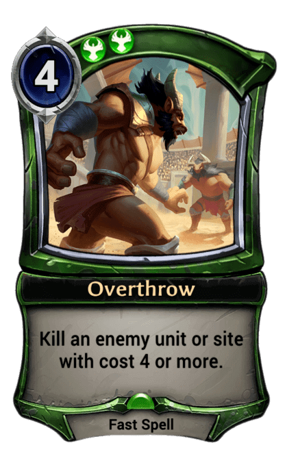 Card image for Overthrow