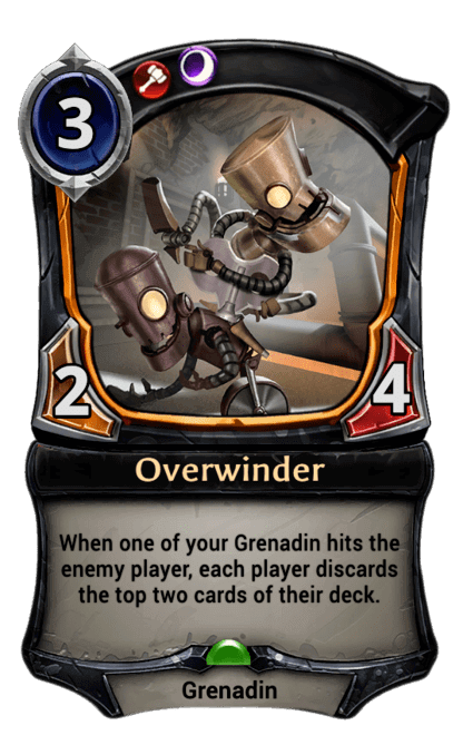 Card image for Overwinder