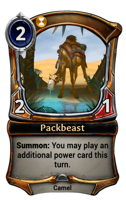 Card image for Packbeast