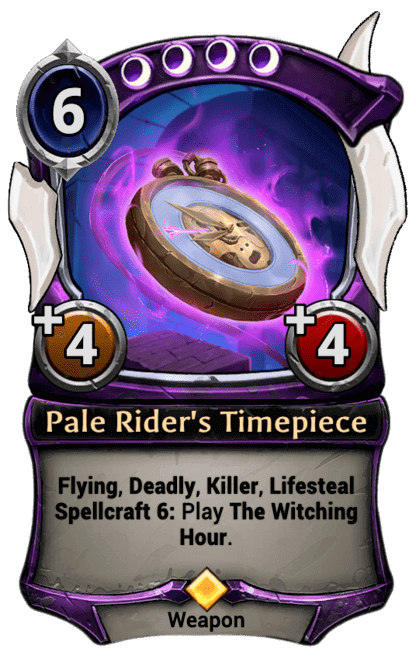 Card image for Pale Rider's Timepiece