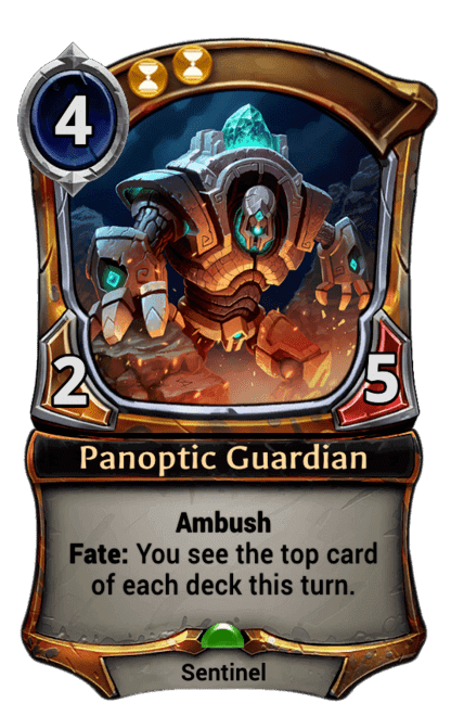 Card image for Panoptic Guardian