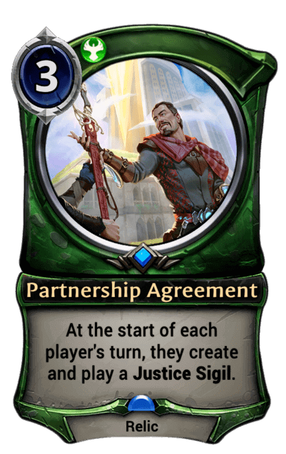 Card image for Partnership Agreement