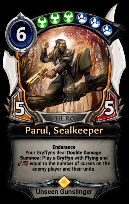 Card image for Parul, Sealkeeper