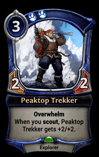 Card image for Peaktop Trekker