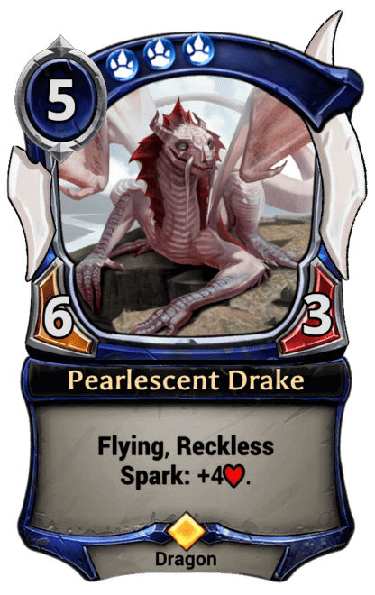 Card image for Pearlescent Drake
