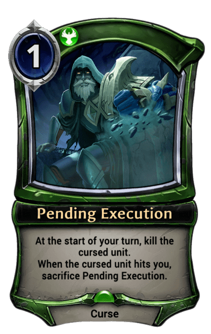 Card image for Pending Execution