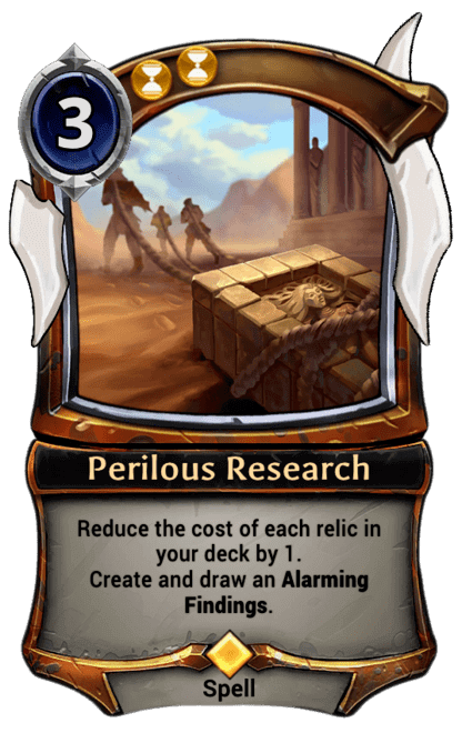 Card image for Perilous Research