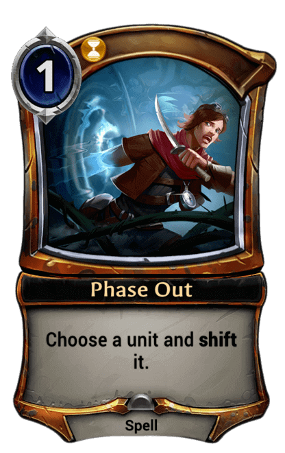 Card image for Phase Out