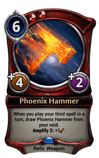 Card image for Phoenix Hammer