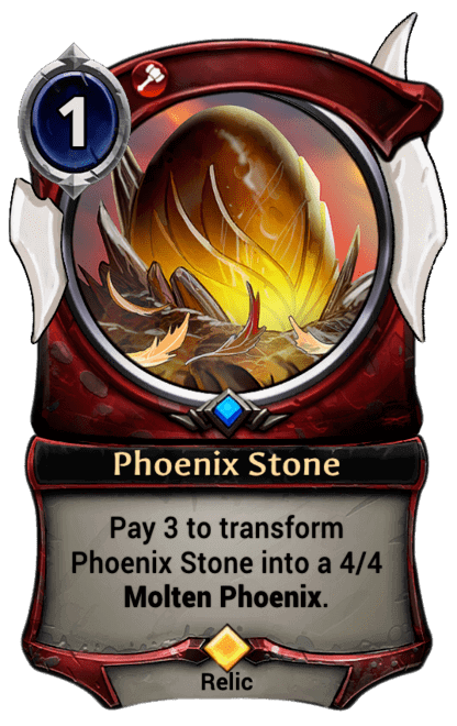 Card image for Phoenix Stone