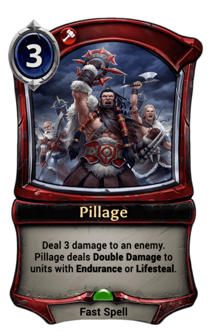 Card image for Pillage