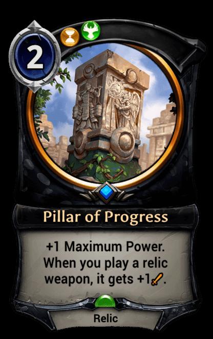 Card image for Pillar of Progress