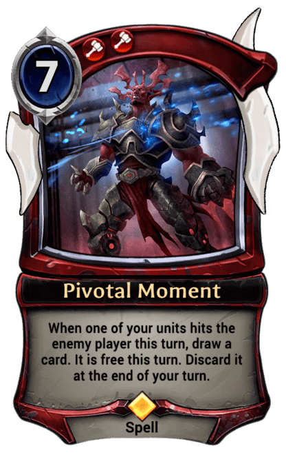Card image for Pivotal Moment