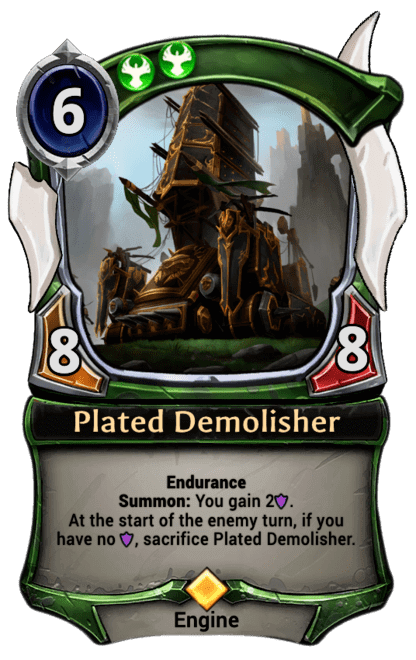 Card image for Plated Demolisher