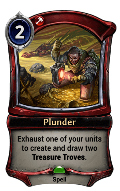 Card image for Plunder
