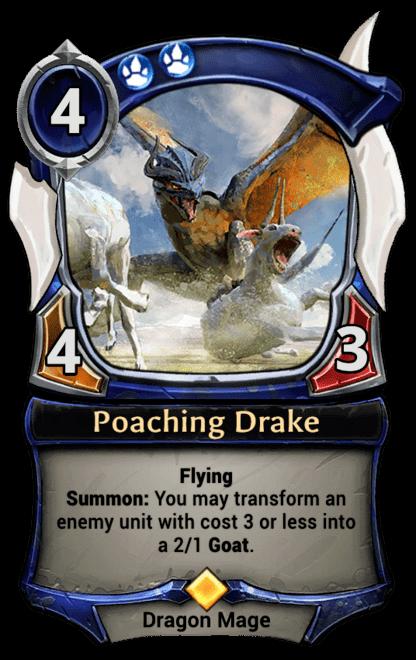 Card image for Poaching Drake