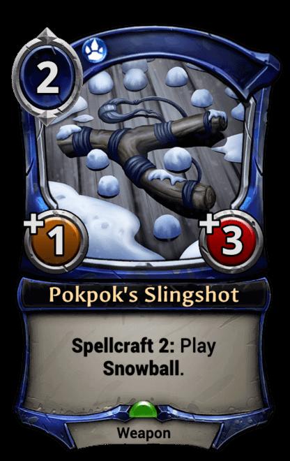 Card image for Pokpok's Slingshot