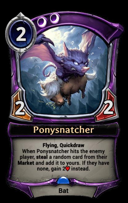 Card image for Ponysnatcher
