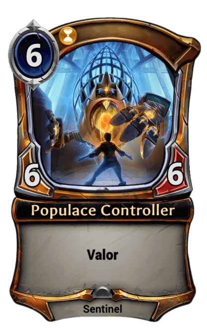 Card image for Populace Controller