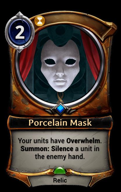Card image for Porcelain Mask