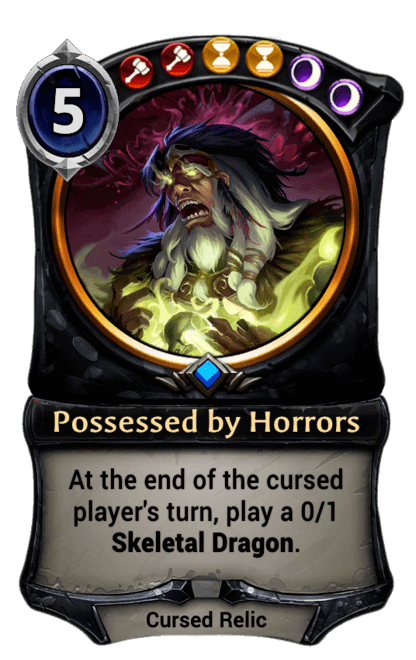 Card image for Possessed by Horrors
