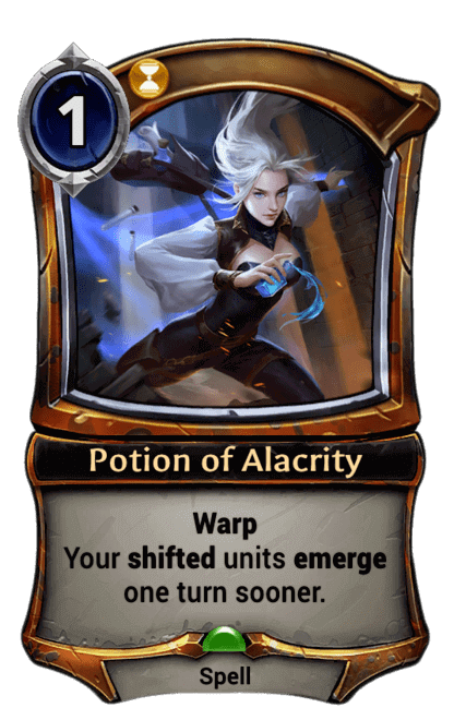 Card image for Potion of Alacrity