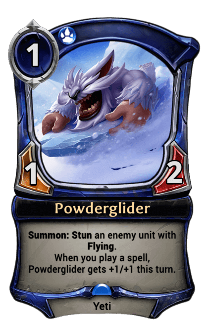 Card image for Powderglider