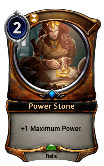 Card image for Power Stone