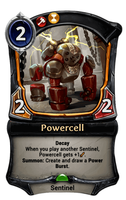 Card image for Powercell