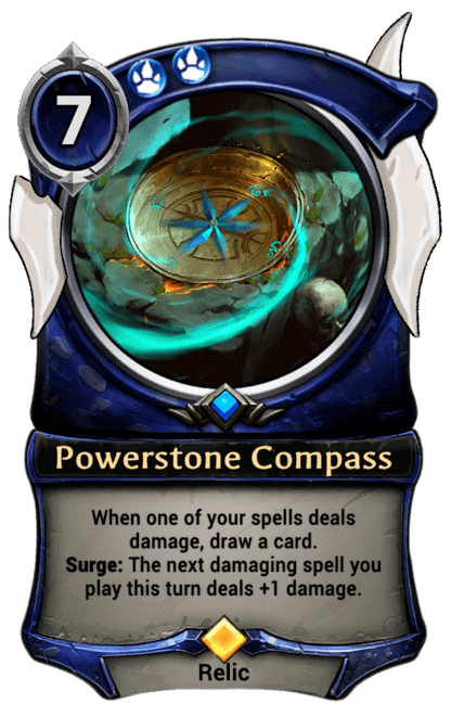 Card image for Powerstone Compass