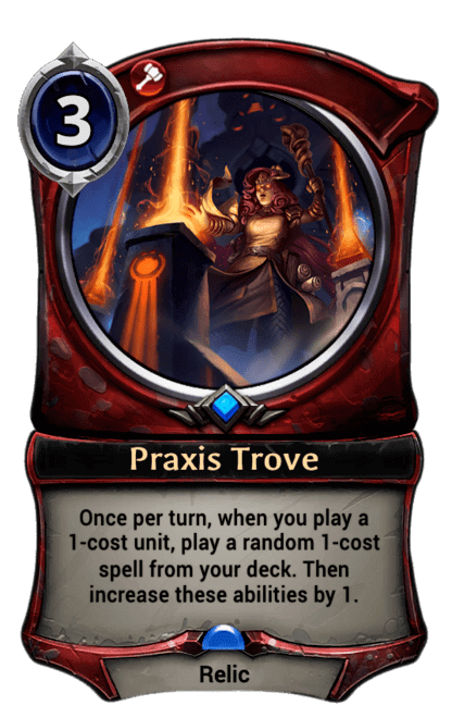 Card image for Praxis Trove