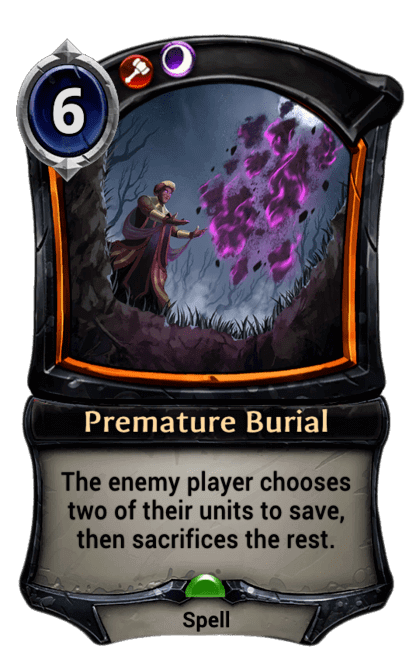 Card image for Premature Burial