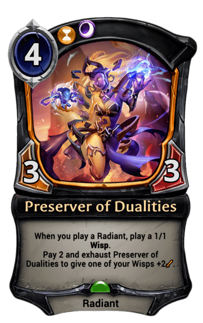 Card image for Preserver of Dualities