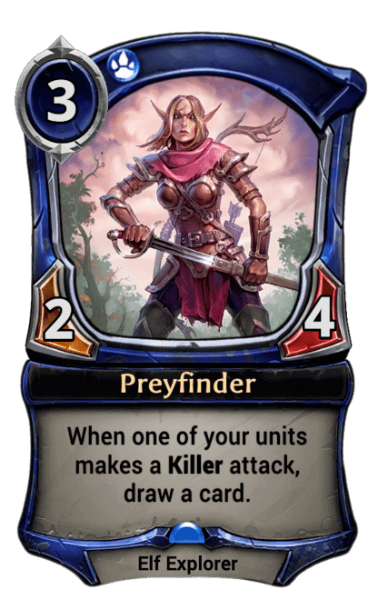 Card image for Preyfinder