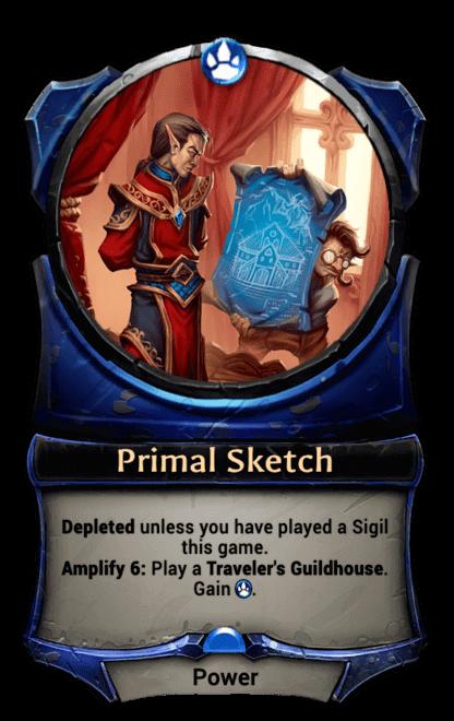 Card image for Primal Sketch