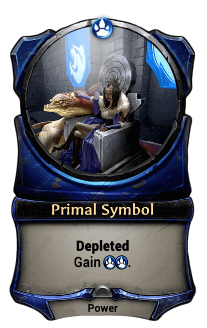 Card image for Primal Symbol