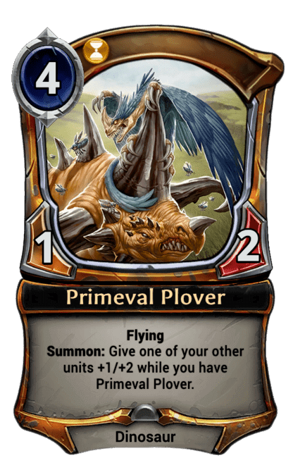 Card image for Primeval Plover