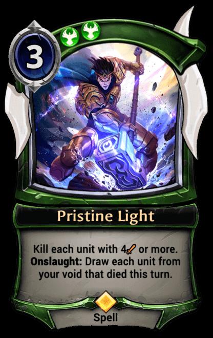 Card image for Pristine Light