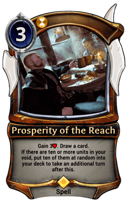 Card image for Prosperity of the Reach