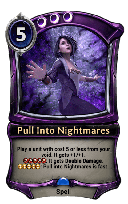Card image for Pull Into Nightmares