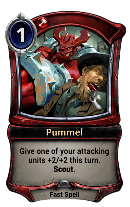 Card image for Pummel
